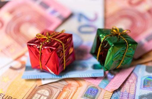Auch Weihnachtsgeschenke sind steuerpflichtig