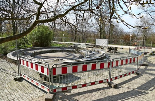 Kurpark-Brunnen kostet 200 000 Euro
