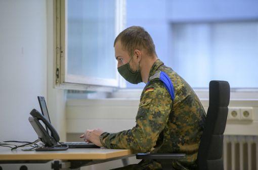 Stadt bittet Bundeswehr um Hilfe in Heimen