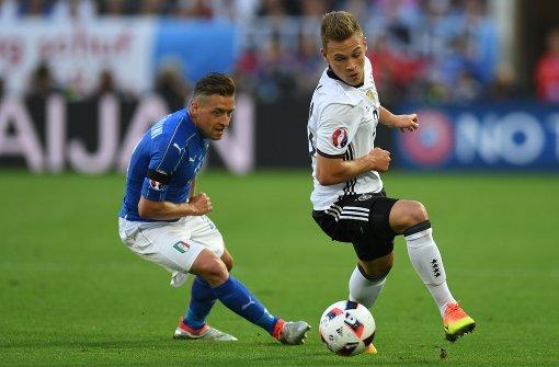 Die Taktikanalyse zum Spiel gegen Italien