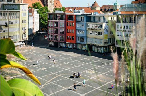 Wie der Marktplatz umgebaut werden soll