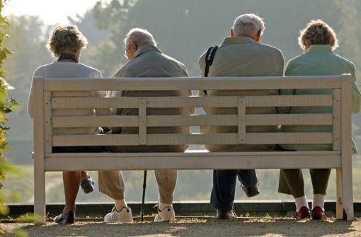 Beamte verschieben ihren Ruhestand immer häufiger