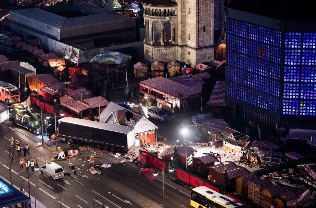 Der Anschlag in Berlin: Wie hoch ist die Gefahr, dass er sich wiederholt? Foto: dpa