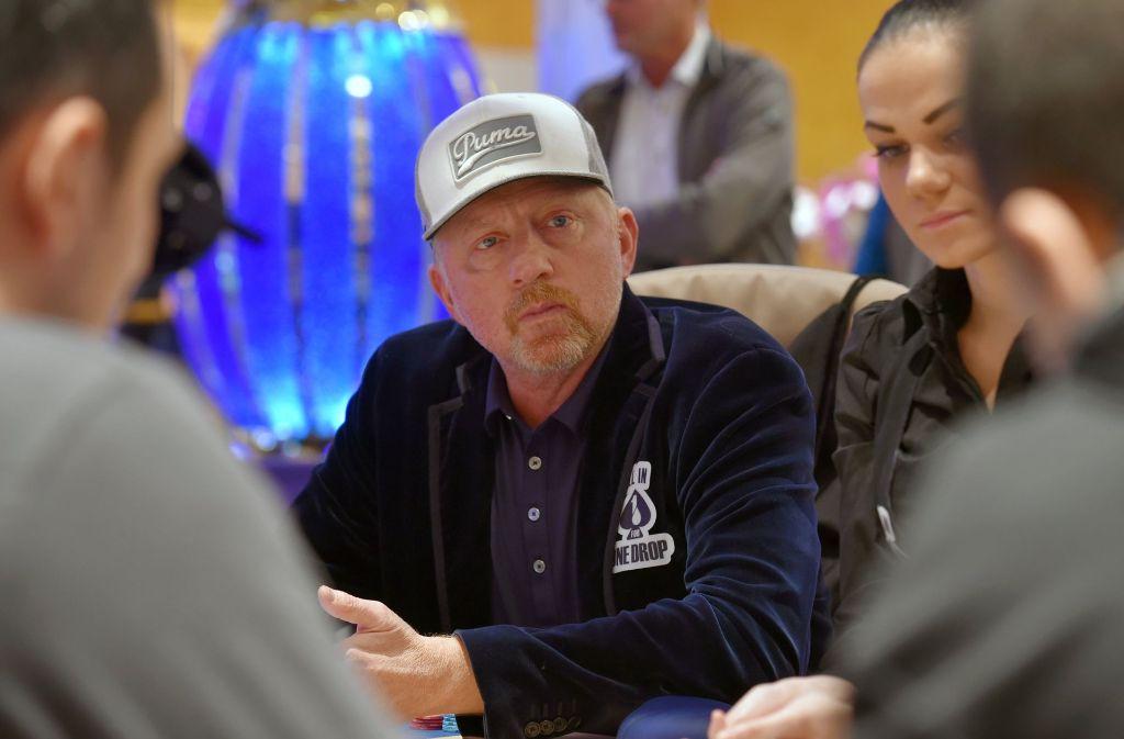 boris becker kings casino