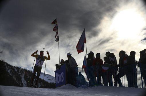 Warum Loipenmilch und Biathlon zusammen gehören