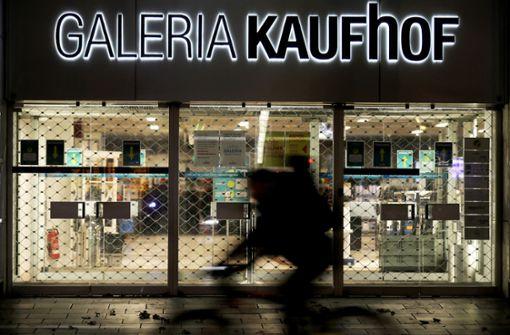 Bund will Galeria Karstadt Kaufhof stützen