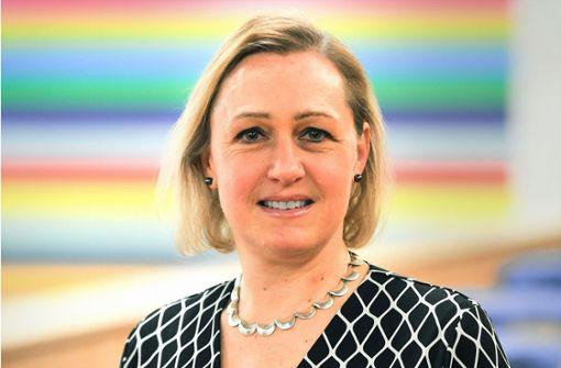 Breuning tritt wieder als    IHK-Präsidentin an