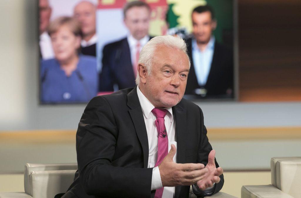 FDP-Politiker Wolfgang Kubicki setzt in der Corona-Krise auf die Eigenverantwortung der Menschen (Archivbild). Foto: dpa/Dietmar Gust