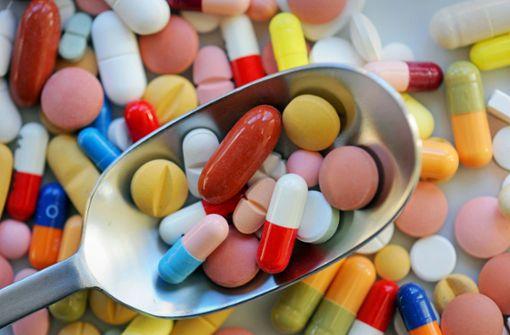 Pillen versprechen ewige Gesundheit