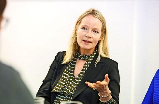 Böblinger  Landtagsabgeordnete Thekla Walker wird Umweltministerin