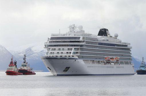 Polizei leitet Untersuchungen zu Kreuzfahrtdrama in Norwegen ein