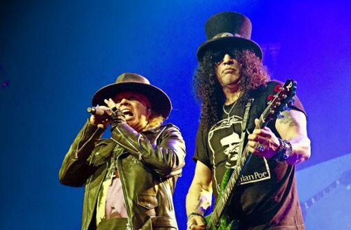 Guns N Roses Aktuelle Themen Nachrichten Bilder Stuttgarter