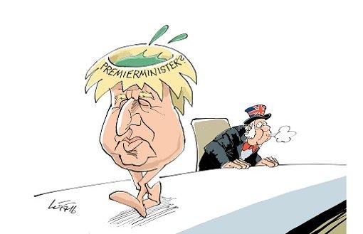 Die Karikatur des Tages