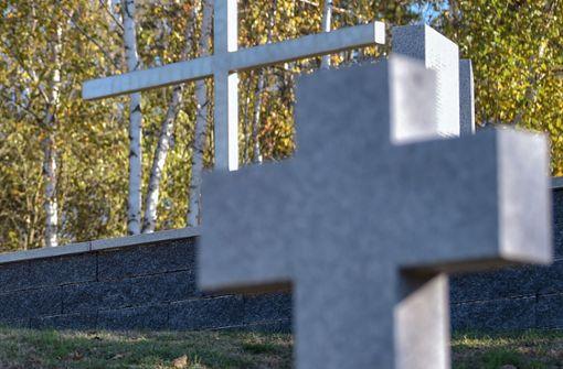 Diebe versuchen Kupfer auf Friedhof zu stehlen