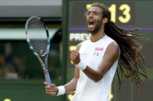 Wimbledon hat einen neuen hairo