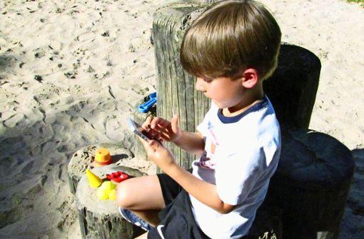 Wie viel Smartphone ist okay fürs Kind?