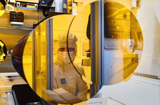 Bosch liefert Chips schneller als geplant