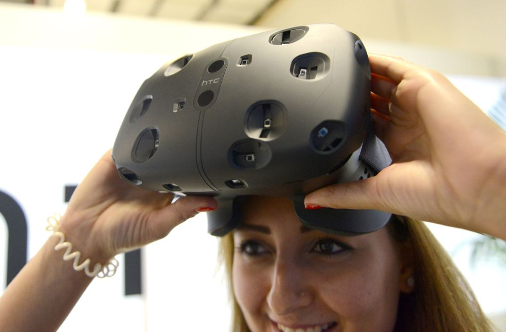 Das neue Half-Life soll für die VR-Brillen von Valve erscheinen. Foto: dpa-tmn/Caroline Seidel