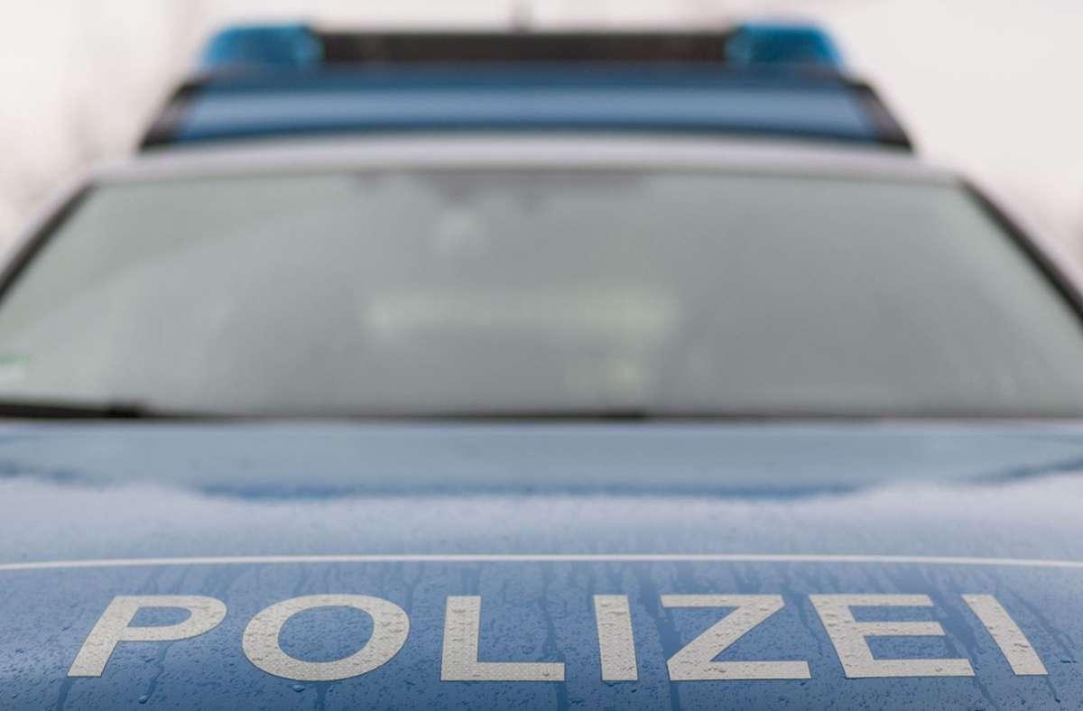 Ein Motorradfahrer hat sich bei einem Unfall in der Nähe von Magstadt schwer verletzt. Foto: Eibner-Pressefoto/Schüler / Eibner-Pressefoto