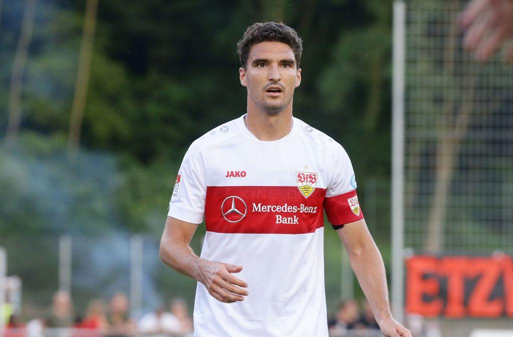 Marcin Kaminski steht gegen Wiesbaden wieder auf dem Platz. (Archivbild) Foto: Pressefoto Baumann/Hansjürgen Britsch