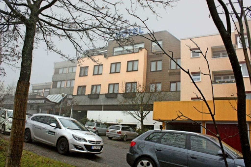 Der Nödinger Hof  wurde in den 1970er-Jahren als erstes Hotel des Stadtteils Stetten gebaut. Foto: Natalie Kanter