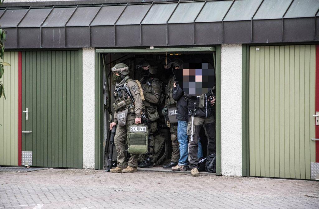 Zu einem Großeinsatz der Polizei ist es am Freitag in Sindelfingen gekommen. Foto: 7aktuell.de/ M