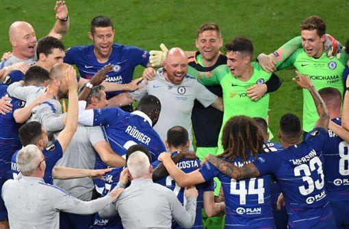 Blues gewinnen zum zweiten Mal die Europa League