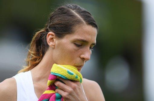 Wimbledon-Aus für Petkovic