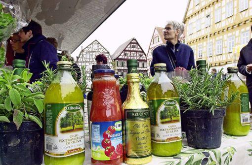 Der Freitagsmarkt sagt leise Servus
