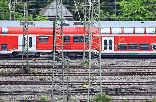 Pünktliche Züge bleiben Glückssache
