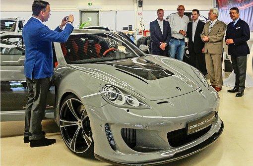 Der Autoveredler Gemballa will expandieren