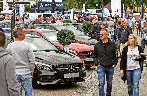 Die Nachfrage nach Dieselautos sinkt spürbar