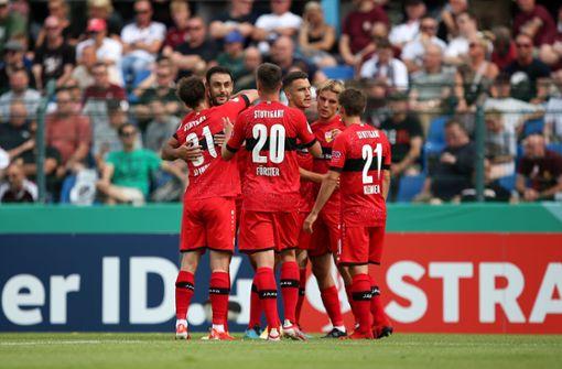 So präsentiert sich der VfB zum Bundesligastart