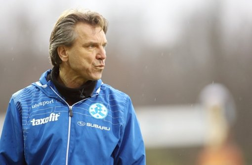Stuttgarter Kickers vergeigen Premiere