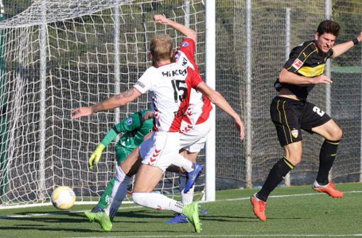 Venemas Dreierpack zu viel für den VfB - 3:2