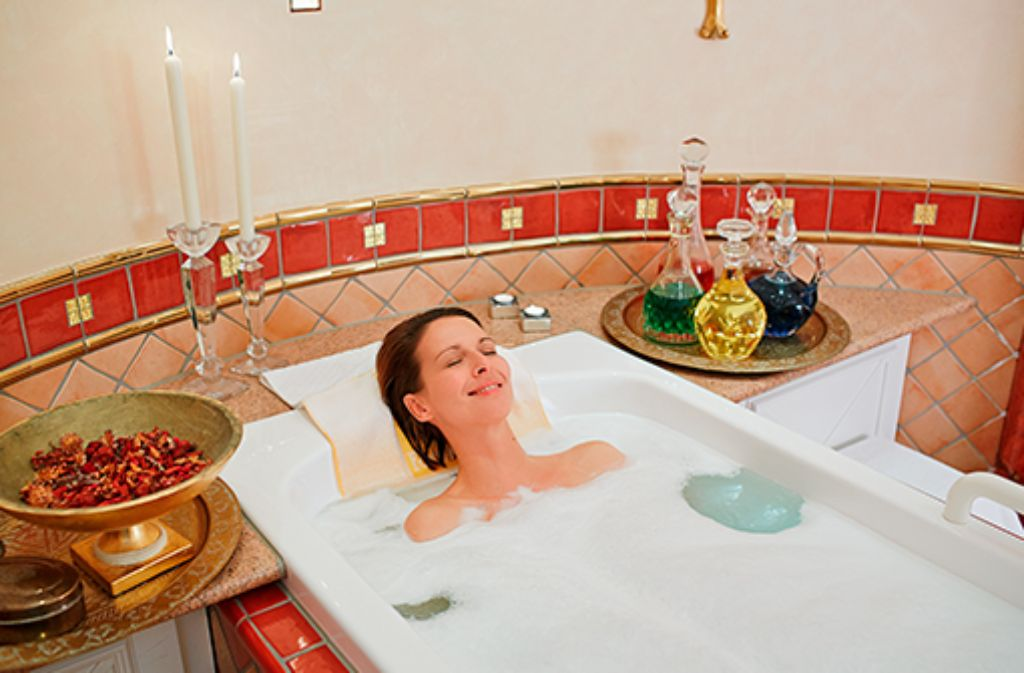Die Seele baumeln lassen  Foto: Kur- und Tourismusbetrieb Bad Wörishofen
