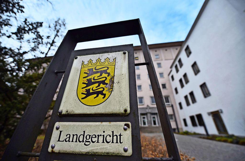 Das Gericht in Heilbronn steht im Fall eines getöteten Säuglings vor einer schwierigen Entscheidung. Foto: dpa