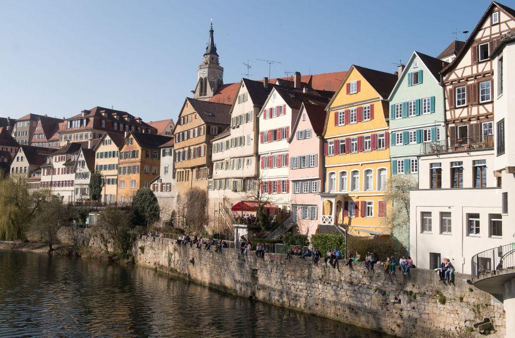 In Stuttgart Haben Viele Studenten Wegen Der Hohen Mieten Probleme