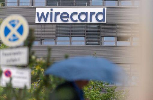 Wirecard-Konten wurden leer geräumt
