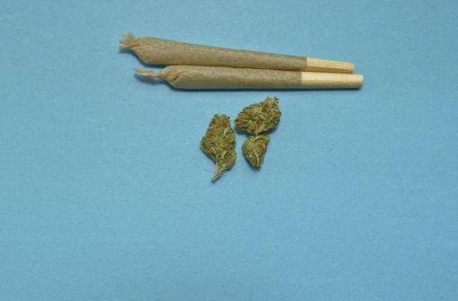 Kokain und Marihuana