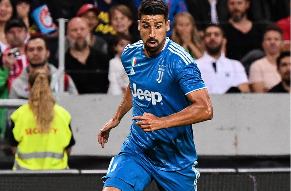 Bleibt Sami Khedira bei Juventus Turin? Foto: AFP