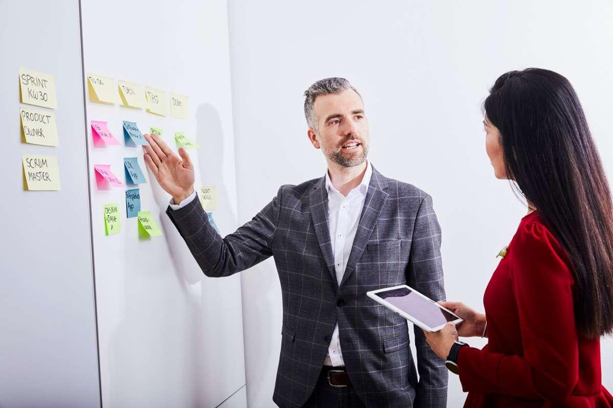 In Kärnten bekommen Unternehmer kompetente Beratung durch verschiedene Institutionen.   Foto: Johannes Puch Edustudio