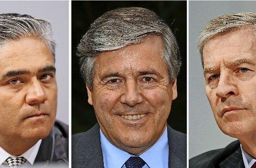 Deutsche Bank streicht ihren Ex-Chefs Millionen