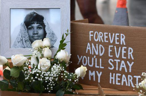 Weltweite Trauer um die Queen of Soul