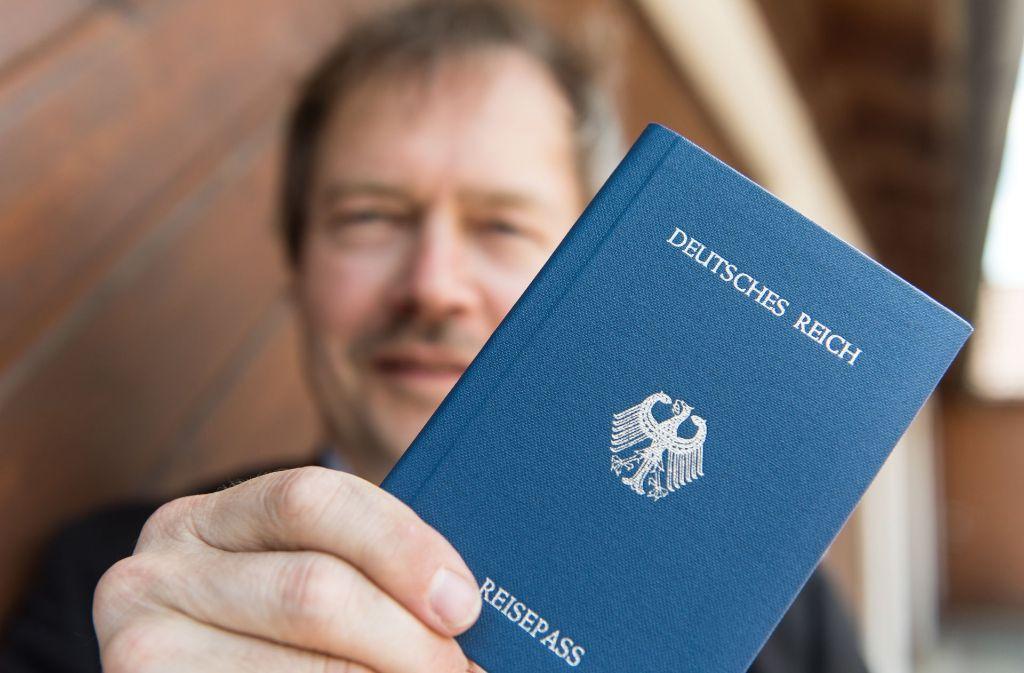 Sogenannte Reichsbürger erkennen die Bundesrepublik nicht an und sorgen am Amtsgericht Stuttgart für Unruhe. Foto: dpa