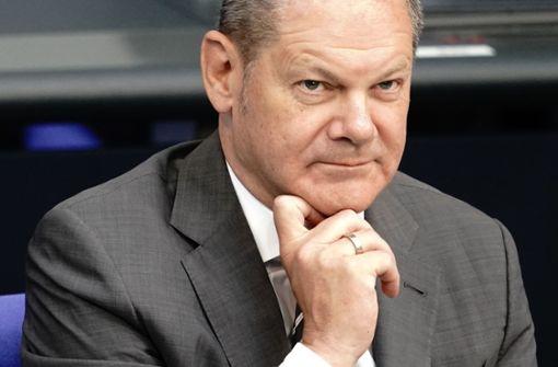 SPD-Kanzlerkandidat will höhere Steuern für Besserverdienende