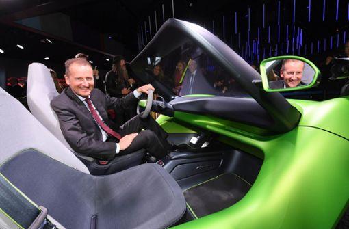 VW will E-Technik auch anderen Herstellern anbieten