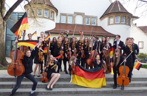 Mit Spinett und Barockbogen nach Belgien