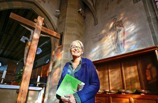 Ein letzter Gottesdienst mit Claudia Trauthig