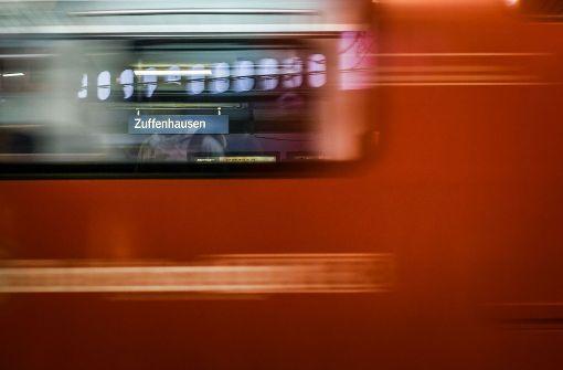 Wohin fährt die S-Bahn? Eine Untersuchung, die die Region Stuttgart in Auftrag gibt, beschäftigt sich mit neuen Trassen von den Fildern ins Neckartal und in Stuttgarts Norden. Foto: Lichtgut/Max Kovalenko